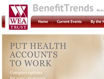 WEA Trust Benefit Trends Site