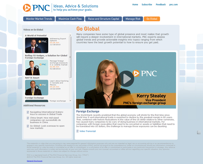 Pnc Ideas Foreign Exchange